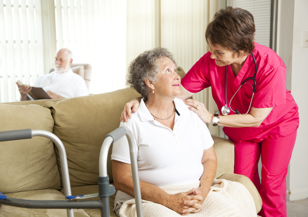 THE LEGAL RESPONSE TO NURSING HOME ABUSE OR NEGLECT
